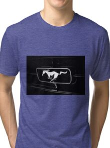 1965 Ford Mustang Tri-blend T-Shirt