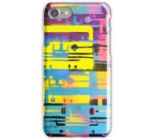 Rainbow Mixed Tape  iPhone Case/Skin