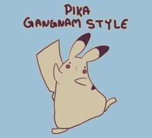 Pikachu Gangnam Style Parody Kids Clothes
