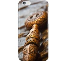 Sword (Edinburgh Castle, Scotland) iPhone Case/Skin