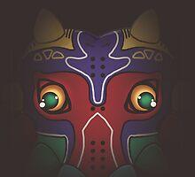 Chibi Majora's Mask by zerojigoku