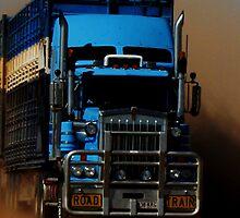 Outback Truckie by Jillian Holmes