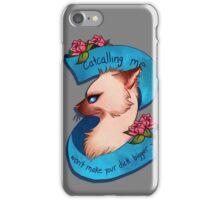 Catcalls iPhone Case/Skin
