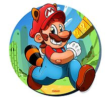Super Mario by FuShark
