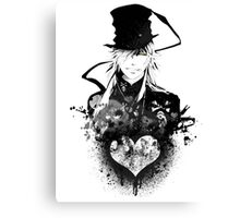 Undertaker Canvas Print