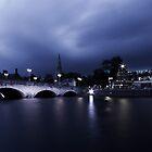 Bedford Town Bridge by Greg Webb