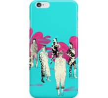 donne ribelle iPhone Case/Skin