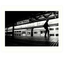 Central Station Art Print