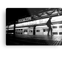 Central Station Metal Print
