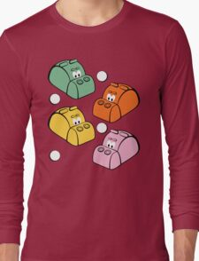 They're Hungry Long Sleeve T-Shirt