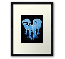 Final Frontier (Classic) Framed Print