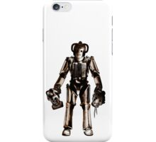 Rogue Cyberman iPhone Case/Skin