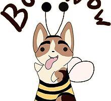 Bow Wow Gus Beesuit by zerojigoku