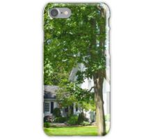 Hearth and home iPhone Case/Skin