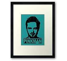 Breaking Bad - Jesse Pinkman Shirt 2 Framed Print