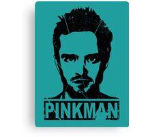 Breaking Bad - Jesse Pinkman Shirt 2 Canvas Print