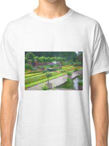 Impressionist Garden Classic T-Shirt