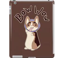 Bow Wow Gus Cone iPad Case/Skin