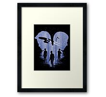 Final Frontier (Neoteric) Framed Print