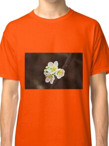 Painted Blossoms Classic T-Shirt