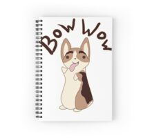 Bow Wow Gus Spiral Notebook