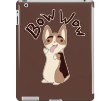Bow Wow Gus iPad Case/Skin