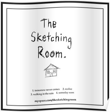The Sketching Room (demo cover) by byronC