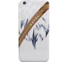 Bunnymund - Minimalist Series iPhone Case/Skin