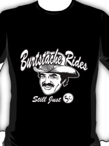 Burtstache T-Shirt