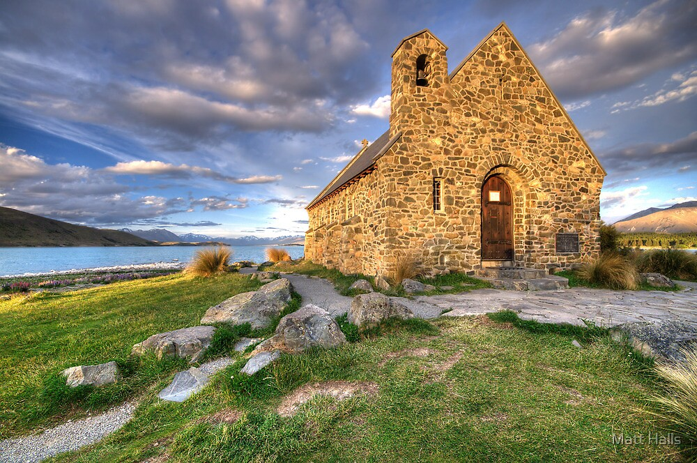 That Church by Matt Halls
