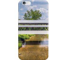 The Johnston Covered Bridge iPhone Case/Skin