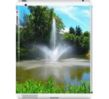 Water sprite iPad Case/Skin