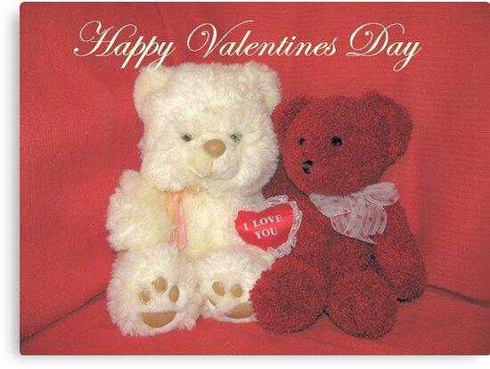 Happy Valentines Day by Ginny York