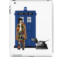 The Doctor and K-9 iPad Case/Skin