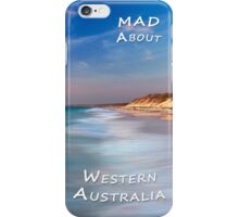 Quinns Rocks Sunset - MAD About Western Australia (iPhone) iPhone Case/Skin