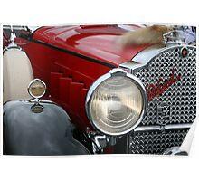 1930 Packard  Poster
