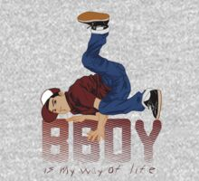 B Boy For Life by GeeHale