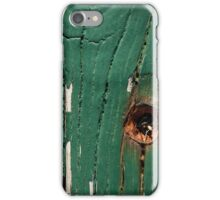 Surf Paint Patina iPhone Case/Skin