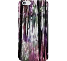 The Finger Painted Forest iPhone Case/Skin