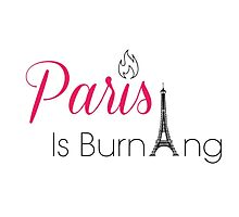 Paris Is Burning Photographic Print