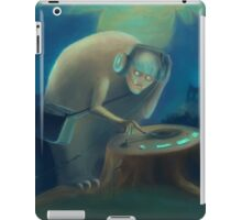 DJ Monster iPad Case/Skin