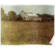Old Barn... Poster