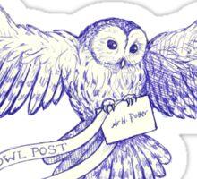 Hogwarts Letter Sticker
