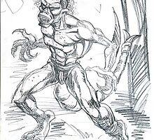 monster..4 by tofiq982