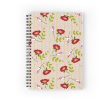 Rose and Co. Spiral Notebook