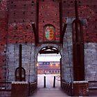 Milan. A Gate of Castello Sforzesco. Italy 2010 by Igor Pozdnyakov