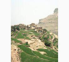 a large Yemen landscape Unisex T-Shirt