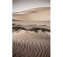 Sandy Slopes Photographic Print