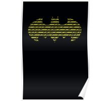 Coding Bat Poster
