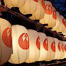 Line of Lanterns by mjds